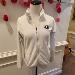 Kids Fleece Jacket with Lovett logo